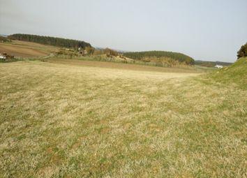 Thumbnail Land for sale in Plot 1 Shougle Brae, Elgin