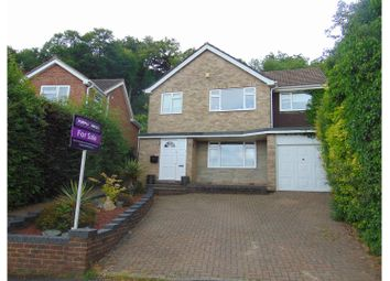 Thumbnail 4 bed detached house for sale in Disraeli Crescent, High Wycombe