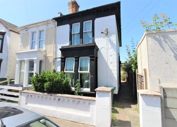 Thumbnail 3 bed semi-detached house for sale in Emsworth Road, Portsmouth