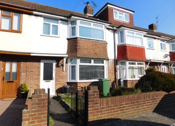 Thumbnail 3 bed terraced house to rent in Kinross Crescent, Drayton, Portsmouth