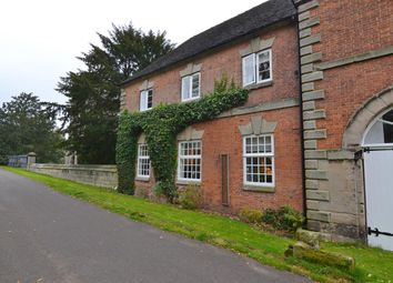 Thumbnail 5 bed mews house for sale in Church House, The Old Stables, Stafford