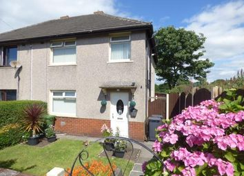 Thumbnail 3 bed semi-detached house for sale in Mansfield Crescent, Brierfield, Nelson, Lancashire