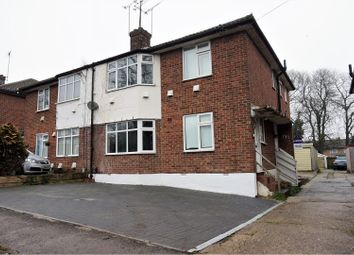 Thumbnail 2 bed maisonette for sale in London Road, Dunstable
