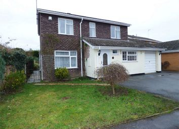 Thumbnail 4 bed detached house for sale in Royle Close, Peterborough, Cambridgeshire