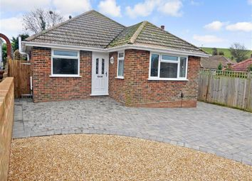 Thumbnail 3 bed detached bungalow for sale in Selhurst Road, Woodingdean, East Sussex