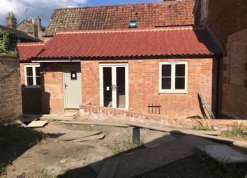 Thumbnail 2 bed terraced bungalow for sale in Priory Road, Downham Market