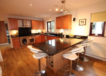 Thumbnail 4 bed detached house to rent in Ashdale Park, Finchampstead, Wokingham