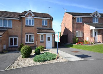 Thumbnail 3 bed end terrace house for sale in Gelyn-Y-Cler, Barry
