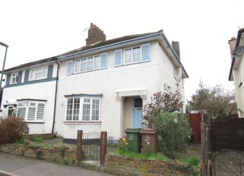 Thumbnail 3 bed semi-detached house for sale in The Brandries, Wallington