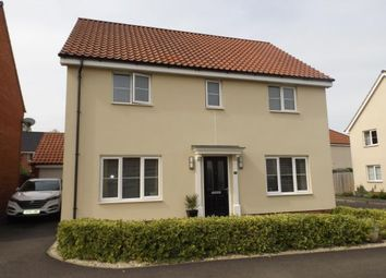 Thumbnail 4 bed detached house for sale in Hollesley, Woodbridge