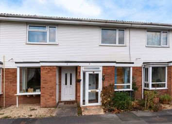 Thumbnail 2 bed terraced house for sale in Ascot Close, Bobblestock, Hereford