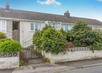 Thumbnail 3 bed terraced bungalow for sale in Longmeadow Road, Saltash