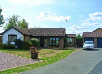 Thumbnail 3 bed detached bungalow for sale in Grosvenor Avenue, Bourne, Lincolnshire