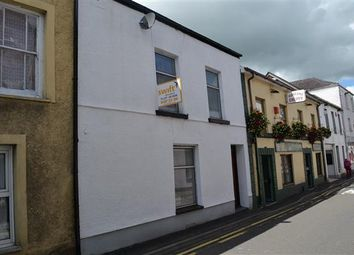 Thumbnail 3 bed flat for sale in Water Street, Carmarthen