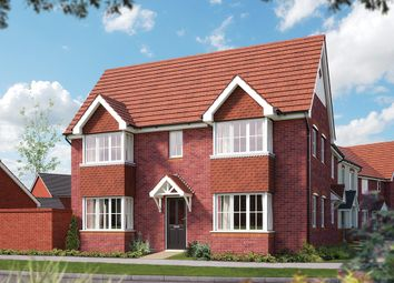"Thumbnail 3 bed semi-detached house for sale in ""The Malmesbury"" at Weights Lane Business Park, Weights Lane, Redditch"