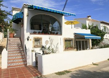 Thumbnail 4 bed bungalow for sale in 03724 Moraira, Alicante, Spain