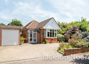 Thumbnail 2 bed detached bungalow for sale in Courtlands Drive, Ewell, Epsom