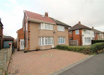 Thumbnail 5 bed semi-detached house for sale in Warley Ave, Hayes, Middlesex