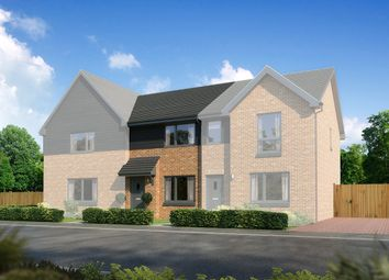 "Thumbnail 2 bedroom terraced house for sale in ""Banbury"" at Countesswells Park Place, Countesswells, Aberdeen"