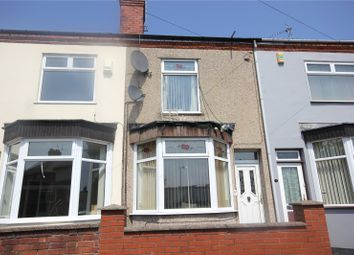Thumbnail 2 bed terraced house for sale in Francis Street, Mansfield, Nottinghamshire