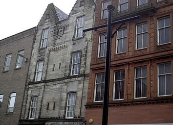 Thumbnail Studio to rent in High Street, Ayr