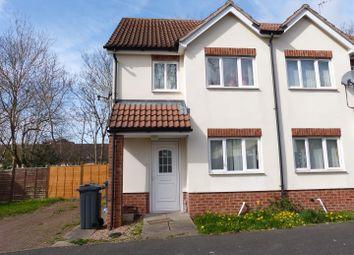 Thumbnail 2 bed property to rent in Kipling Road, Northfield, Birmingham
