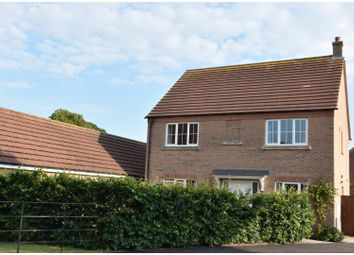 Thumbnail 4 bed detached house for sale in Hadrian Way, Caistor