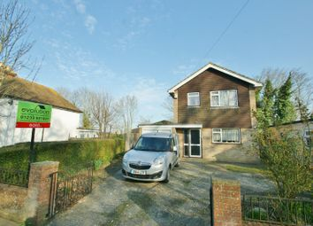 Thumbnail 3 bed detached house for sale in Kingsnorth Road, Ashford