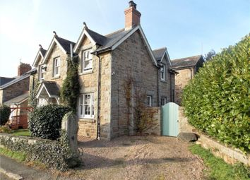 Thumbnail 4 bed detached house for sale in Gulval Churchtown, Penzance, Cornwall