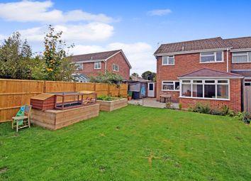 Villiers Way, Enborne, Newbury RG14. 3 bed semi-detached house for sale