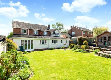 Thumbnail 5 bed detached house for sale in Abbey Close, Shrewton, Salisbury, Wiltshire