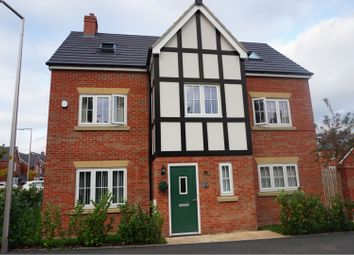 Thumbnail 5 bed detached house for sale in Hornbeam Close, Great Moor