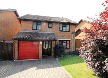 Thumbnail 4 bedroom detached house for sale in Swincombe Rise, West End, Southampton