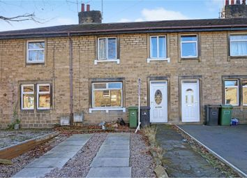 Thumbnail 3 bed terraced house for sale in Beech Avenue, Thongsbridge, Holmfirth