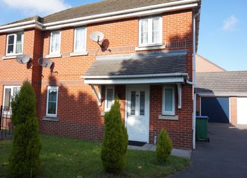 Thumbnail 4 bed detached house for sale in Narel Sharpe Close, Smethwick