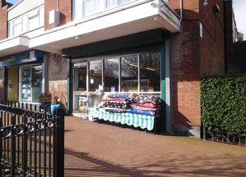 Thumbnail Retail premises for sale in The Parade, Newcastle, Staffordshire