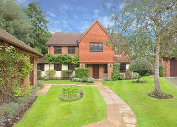 Thumbnail 5 bed detached house for sale in Church Close, Radlett