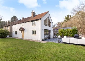 Thumbnail 4 bed detached house for sale in Sandrock Hill Road, Wrecclesham, Farnham