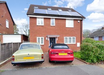 Thumbnail 4 bed detached house for sale in Tytherley Road, Southampton, Hampshire