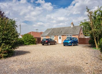 Thumbnail 3 bed detached bungalow for sale in Station Road, Skegness
