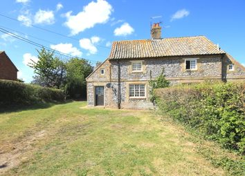 Thumbnail 2 bed cottage for sale in Branthill, Wells-Next-The-Sea