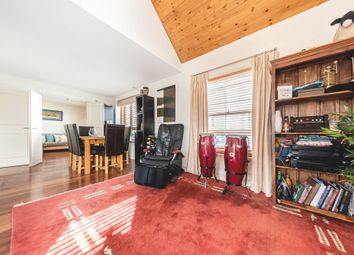 Thumbnail 3 bed flat for sale in Dawes Road, London