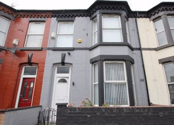 3 bed terraced house for sale in Cecil Street, Wavertree, Liverpool L15