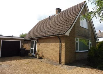 Thumbnail 2 bedroom bungalow to rent in Herne Road, Ramsey St. Marys, Huntingdon
