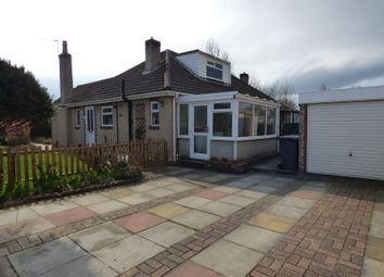 Thumbnail 3 bed semi-detached bungalow for sale in Low Lane, Morecambe