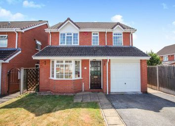 Thumbnail 3 bed detached house to rent in Phillips Close, Stone