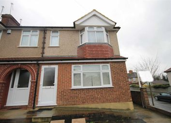 Thumbnail 2 bed flat to rent in Wadham Gardens, Greenford