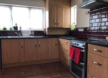 Thumbnail 3 bed terraced house to rent in Drumcliff Road, Leicester