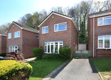 Thumbnail 3 bedroom detached house for sale in Southgate Close, Plymstock, Plymouth