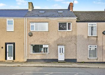 Thumbnail 5 bed terraced house for sale in High Street North, Langley Moor, Durham, Durham